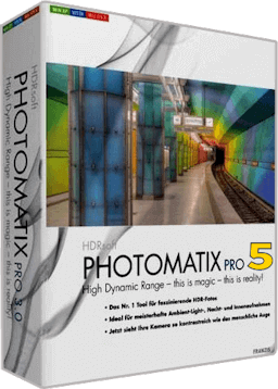 HDRSoft Photomatix Pro 5.1 Incl Serial Key