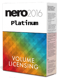 Nero 2016 Platinum 17.0 Patch + Content Pack