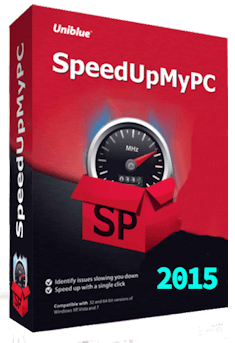Uniblue SpeedUpMyPC 2015 6.0.11.1 + Serial