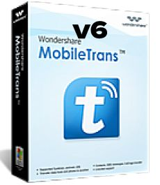 Wondershare MobileTrans for Mac 6.3.1 + Serial