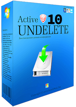 Active Undelete 10.2.9.1 Ultimate Corporate + Crack
