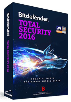 Bitdefender Total Security 2016 Serials x86-x64