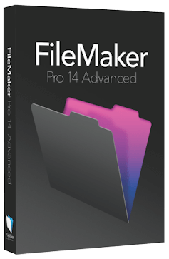 FileMaker Pro 14 Advanced 14.0.3 + Patch