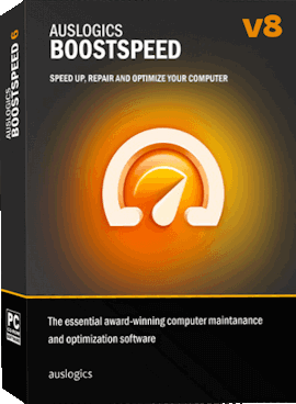 Auslogics BoostSpeed 8.1.1.0 with Serials