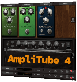 IK Multimedia AmpliTube 4.0.1 Crack (Win-Mac)