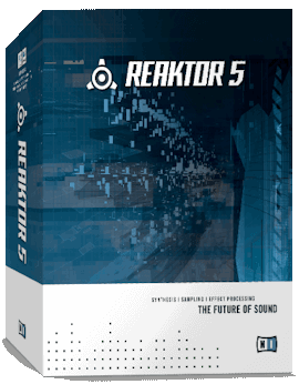 Native Instruments Reaktor 5.9.4 Crack Update Win-Mac