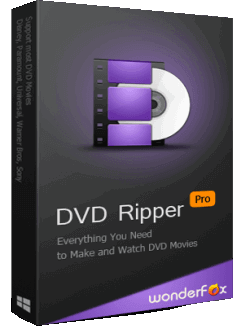 WonderFox DVD Ripper Pro 7.5 Crack