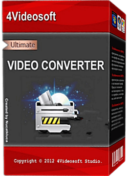 4Videosoft Video Converter Ultimate 6.0.18 Crack