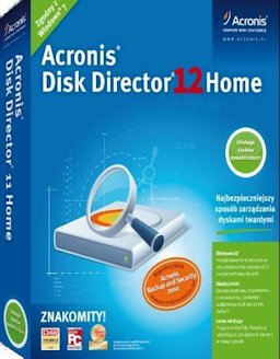 Acronis Disk Director 12.0 Build 3270 Key and BootCD