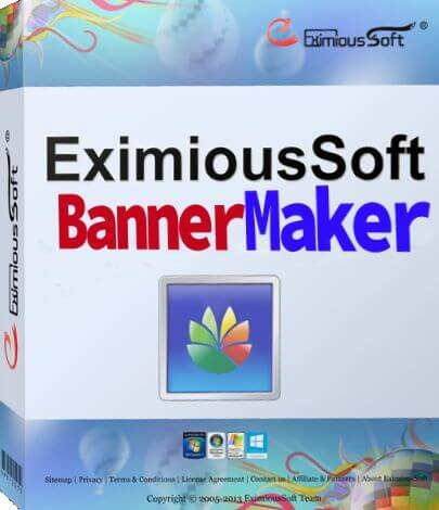 EximiousSoft Banner Maker 5.43 Incl Crack