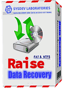 Raise Data Recovery for FAT NTFS 5.18.5 + Serials
