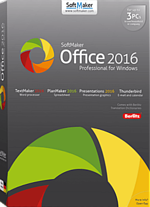 SoftMaker Office Professional 2016 749.1202 Crack