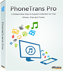 iMobie PhoneTrans Pro 4.7.5 Incl Serial Key