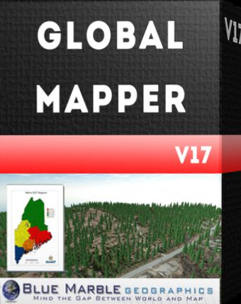 Global Mapper 17.0.5 Full + Crack (x86x64)