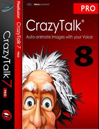 CrazyTalk Pro 8.0 Full Version Incl Serial