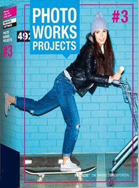 Franzis PHOTO WORKS Projects 3.34 + Crack (x86x64)