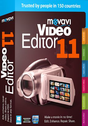 Movavi Video Editor 11.3.0 Full + Crack