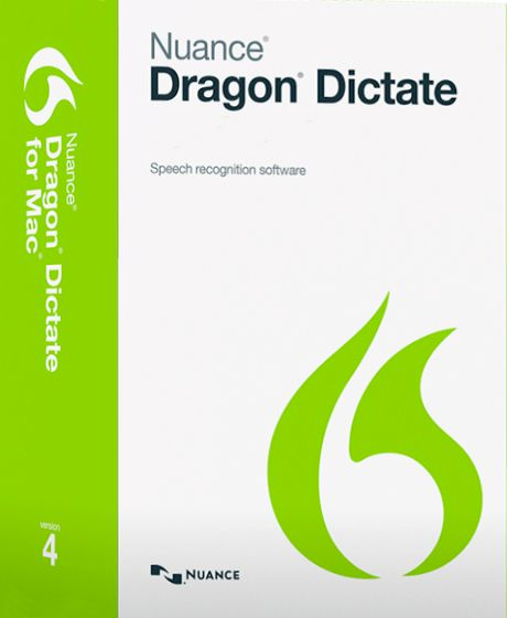 Nuance Dragon Dictate 4.0.7 + Crack MacOSX