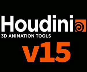 SideFX Houdini FX 15 + Crack (Win - Mac)