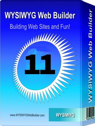 WYSIWYG Web Builder 11 Serial + Extensions