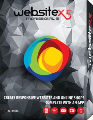 WebSite X5 Professional 12.0.5.22 + License
