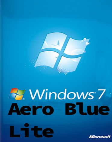 Windows 7 Aero Blue Lite Edition 2016 Cracked