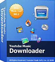 YouTube Music Downloader 7.6 + Serial