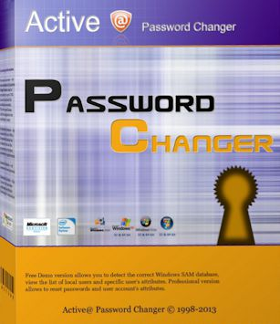 Active Password Changer Professional 7 + License