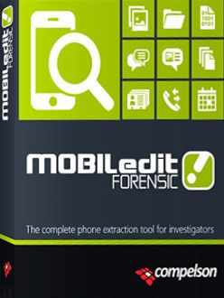 MOBILedit Forensics 8.5 Full Incl Crack