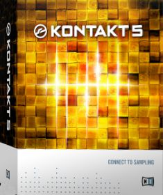 Native Instruments Kontakt 5 v5.5 + Crack