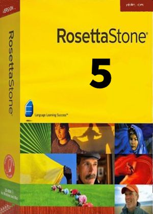 Rosetta Stone TOTALe 5 + Crack (All Language Packs)