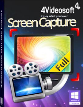 4Videosoft Screen Capture 1.0.16 Crack