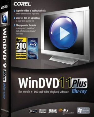 Corel WinDVD Pro 11.7.0.12 Incl Crack