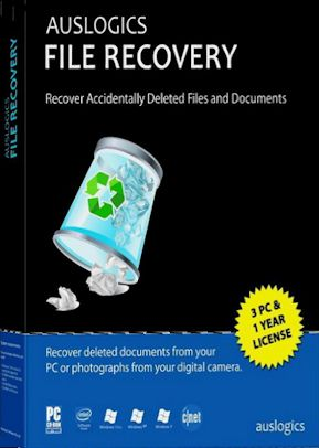 Auslogics File Recovery 7 Incl License Key