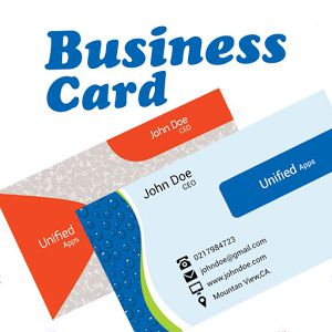 Business Card Maker 9 Full + Serial Key