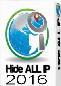 Hide ALL IP 2016 Full + Crack