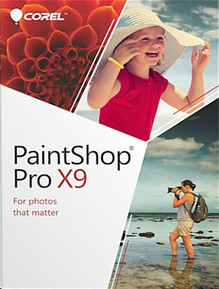 Corel PaintShop Pro X9 Full Crack (x86 - x64)