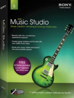 MAGIX ACID Music Studio 10.0 + Keygen