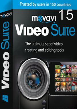 Movavi Video Suite 15.4 Full Incl Crack