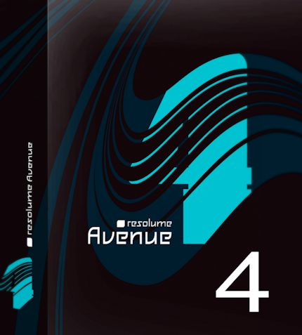 Resolume Avenue 4