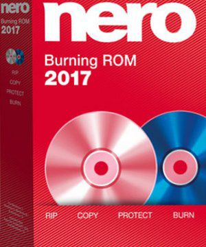 Nero Burning ROM 2017 Full + Serial Number