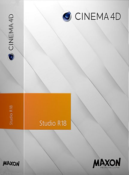 Cinema 4D Studio R18 + Serials Full Version