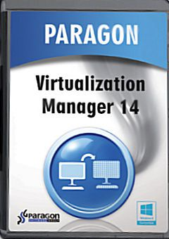 Paragon Virtualization Manager 14 Pro Cracked (x86x64)