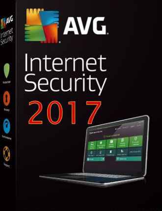 AVG Internet Security 2017 Incl License Keys (x86x64)