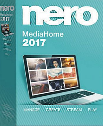 Download Nero MediaHome 2017 Incl License Key