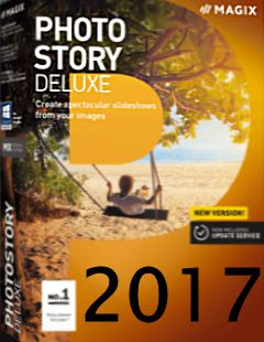 Magix Photostory Deluxe 2017 Full Incl Crack
