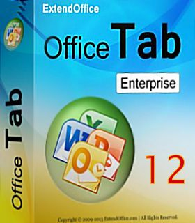 Office Tab Enterprise 12 Multilingual Full Cracked