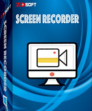 zd soft screen recorder with key