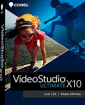 Corel VideoStudio Ultimate X10 + Crack Full Version