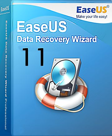 EaseUS Data Recovery Wizard 11 Incl Crack and License